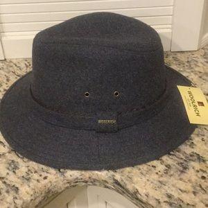 Mens wool hat cap.  35  0. WOOLRICH SAFARI FEDORA afde87d907f